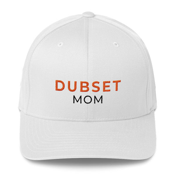Dubset Mom White Cap