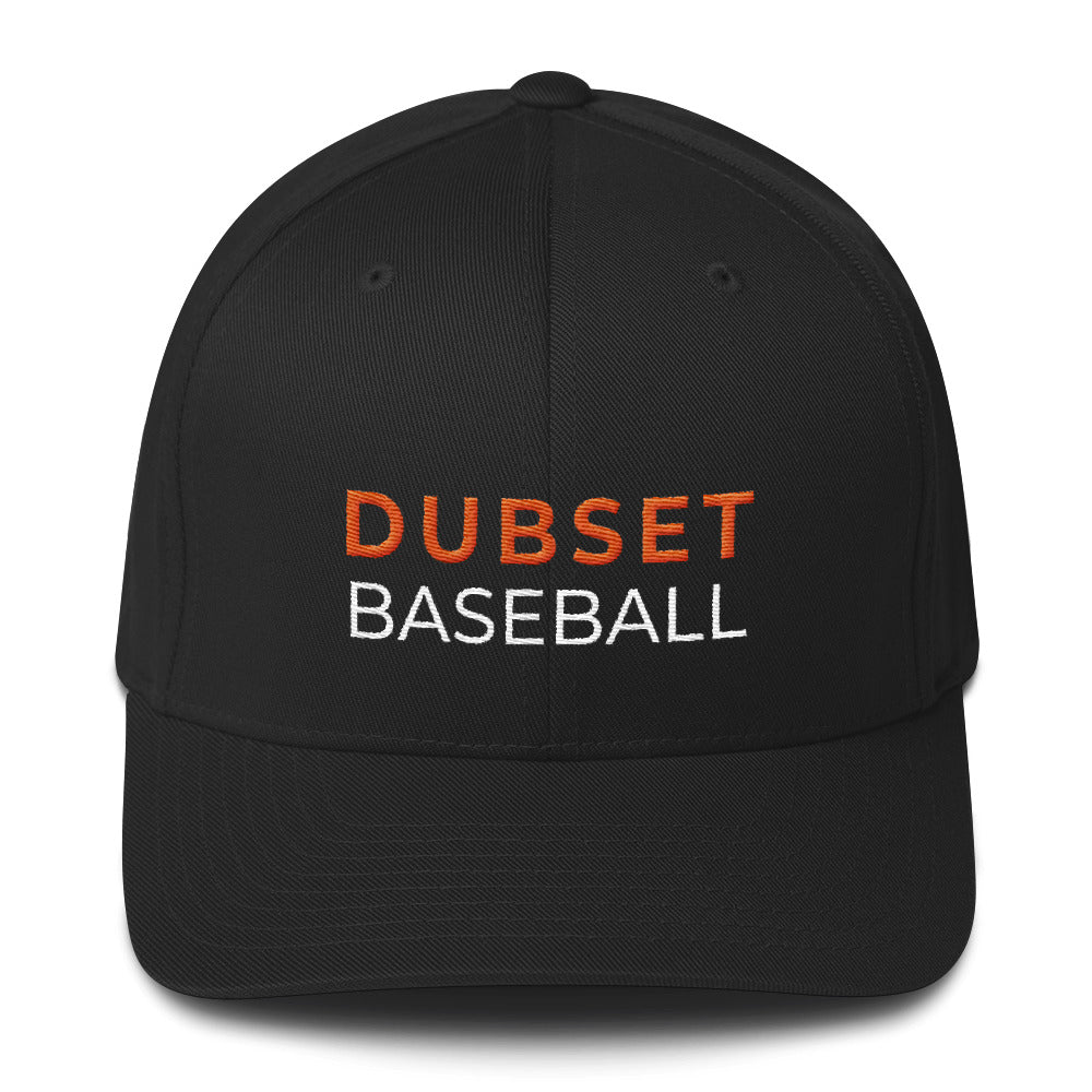 Dubset Baseball Black Cap
