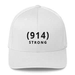 (914) STRONG Structured Twill Cap: 100% TO CAUSE