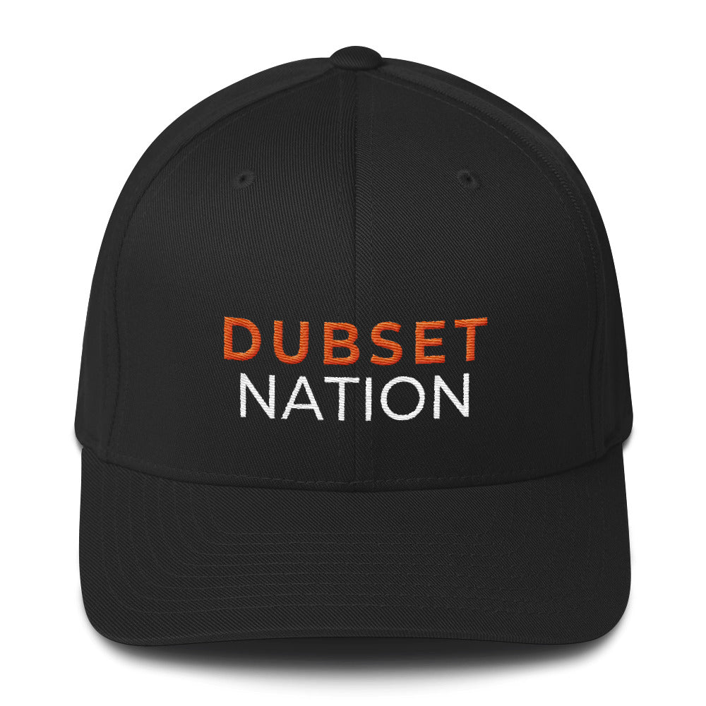 Dubset Nation Black Cap