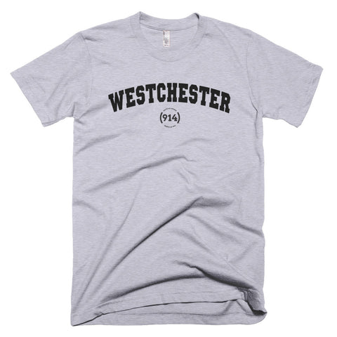 Signature Westchester Grey Short Sleeve T-Shirt