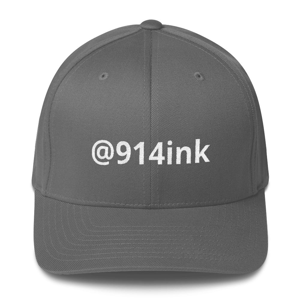 @914ink Grey Cap