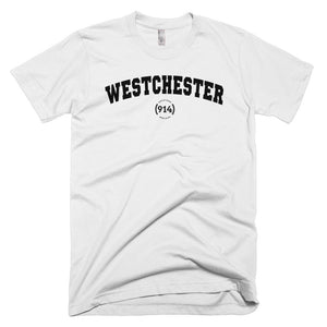 Signature Westchester White Short Sleeve T-Shirt