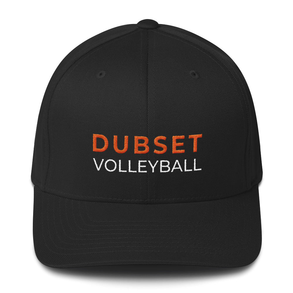 Dubset Volleyball  Black Cap