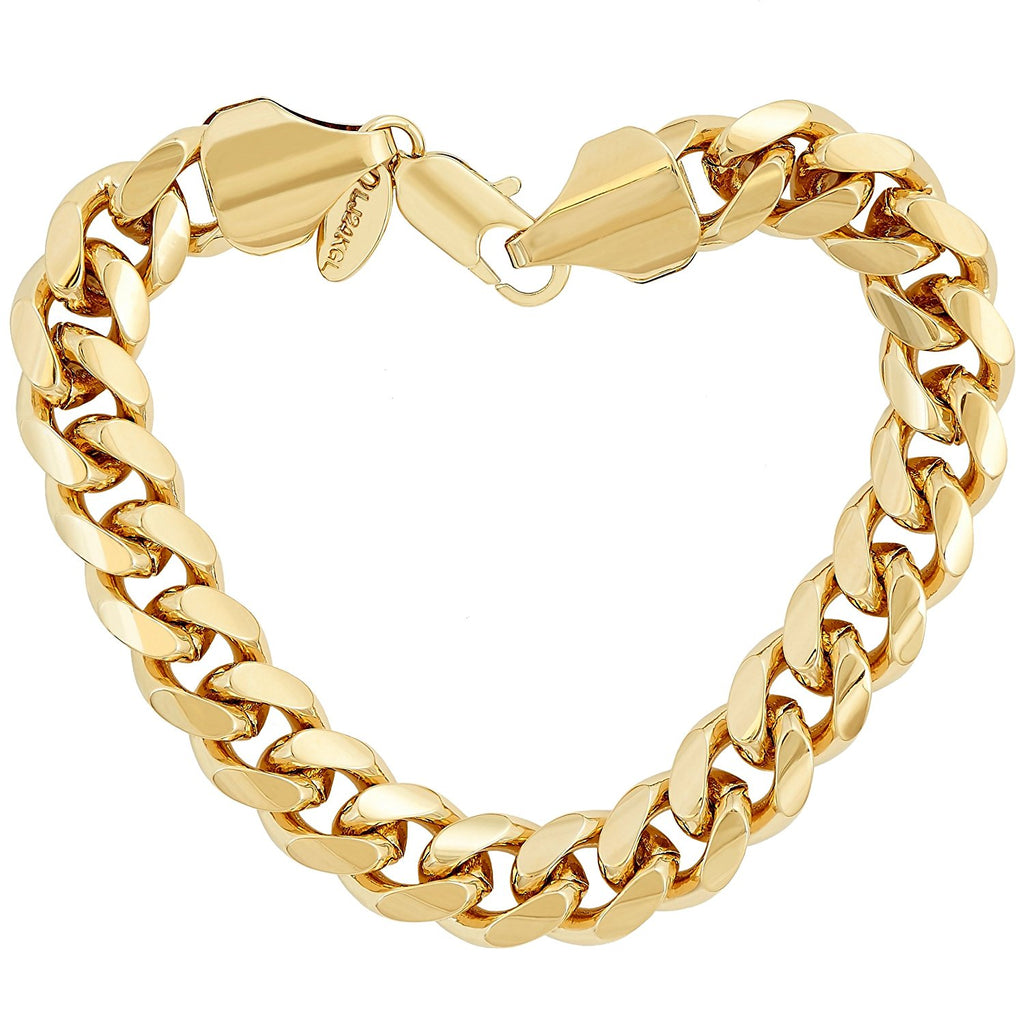 The Best Accessory For Men - Cuban Link Bracelets