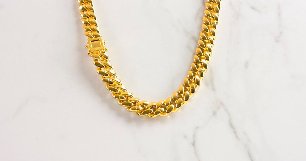 Guide to Buying a Hip Hop Chain