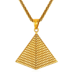 3D Pyramid - LA Gold Cartel