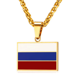 Gosha inspired Pendant and Gold Chain - LA Gold Cartel