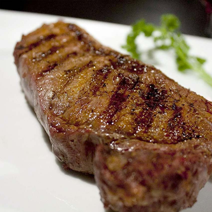 Bison NY Steak - Single.