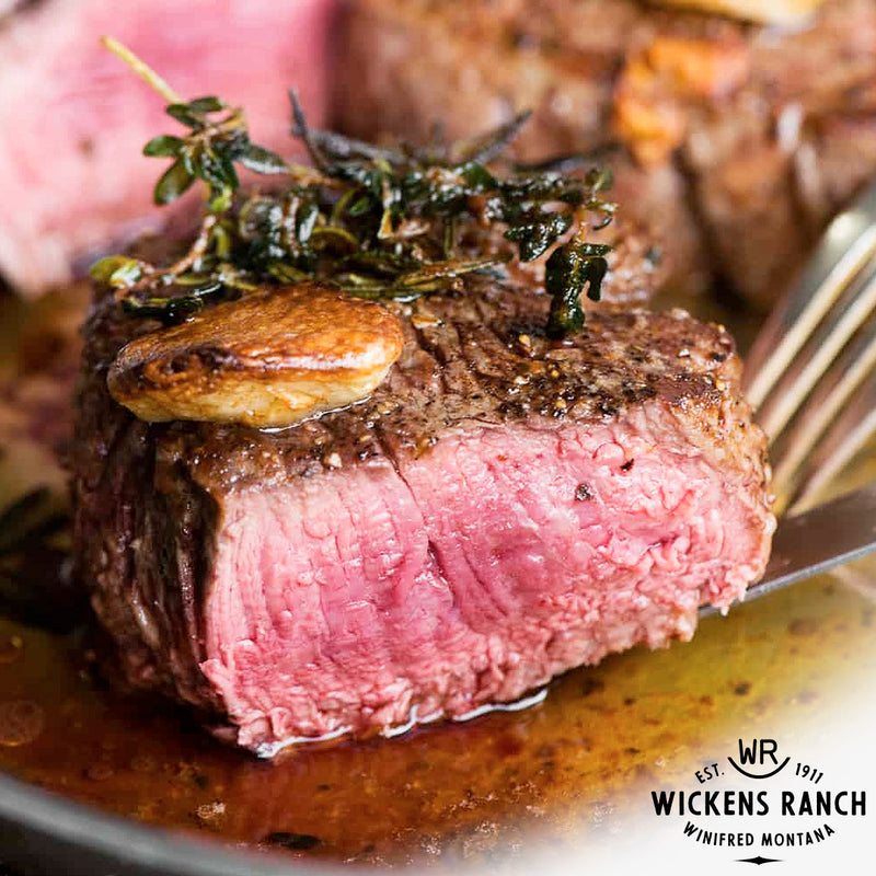 Wickens Beef Filet Mignon - Single Pack