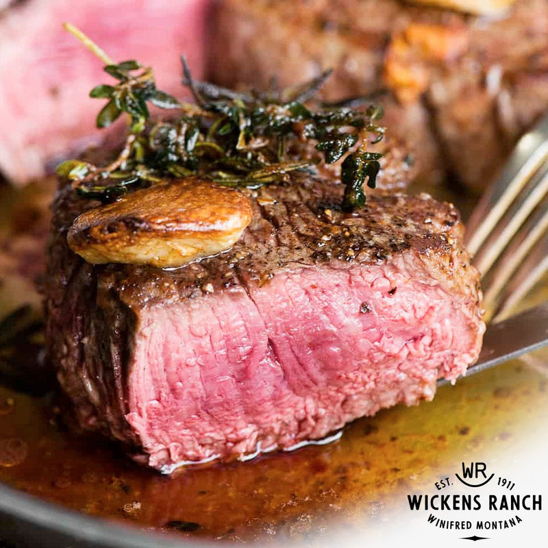 Wickens Beef Filet Mignon - Double Pack
