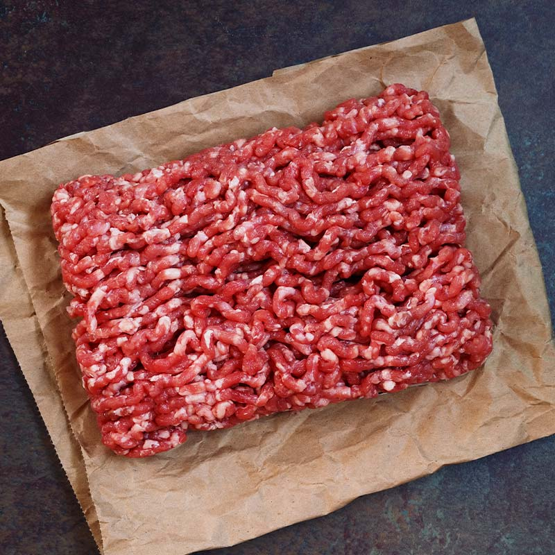 GrassFed-GrassFinished Ground Beef Box - 85/15