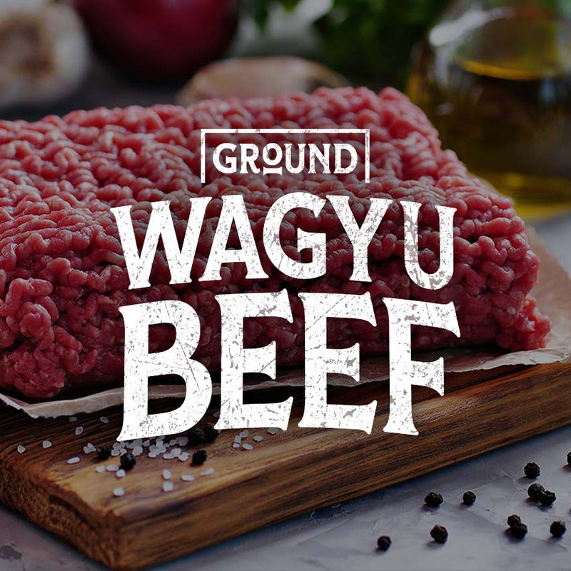 American Wagyu Ground Beef Box