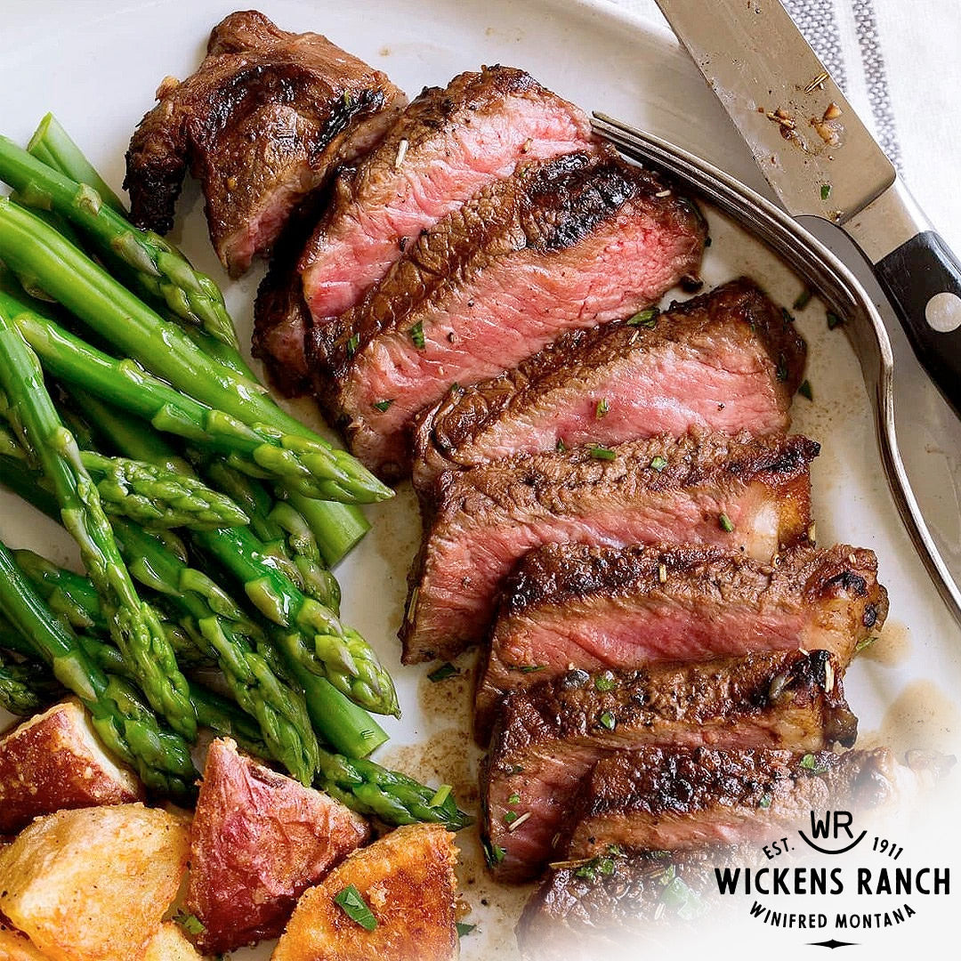 Wickens Beef Sirloin Steak - 9 oz