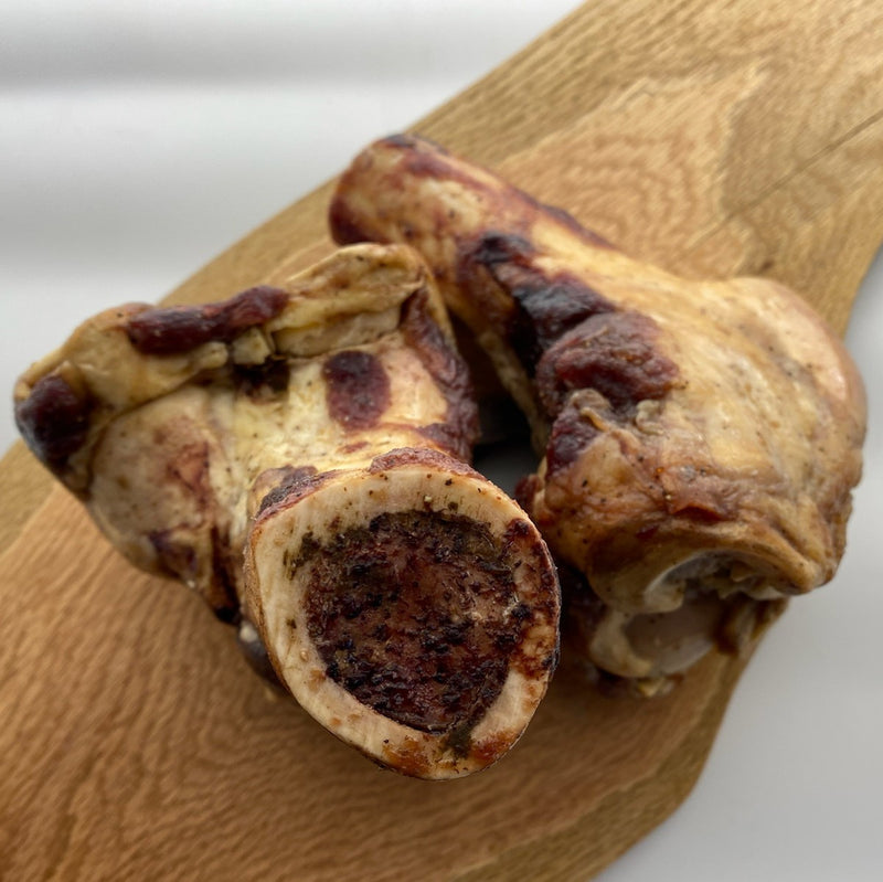 Bison Knuckle Bone Smoked For Pets