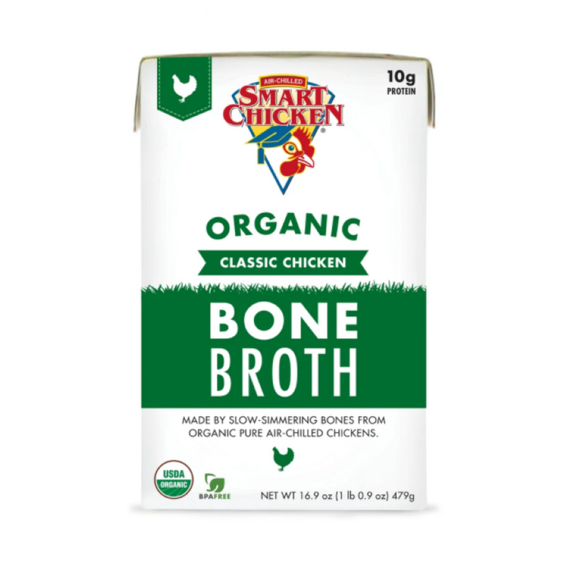 Smart Chicken - Organic Classic Chicken Bone Broth
