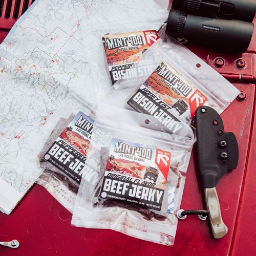 Deluxe Beef and Bison Jerky Bundle