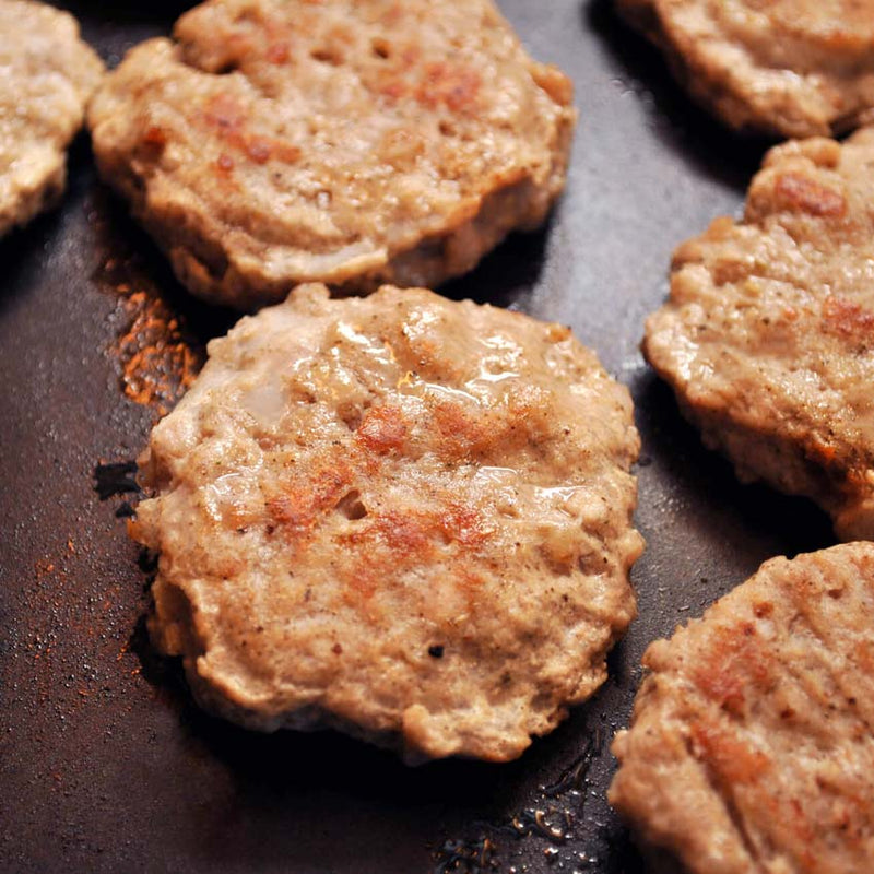 Pork Red Mountain Breakfast Sausage - Raw Chubb - 1 lb
