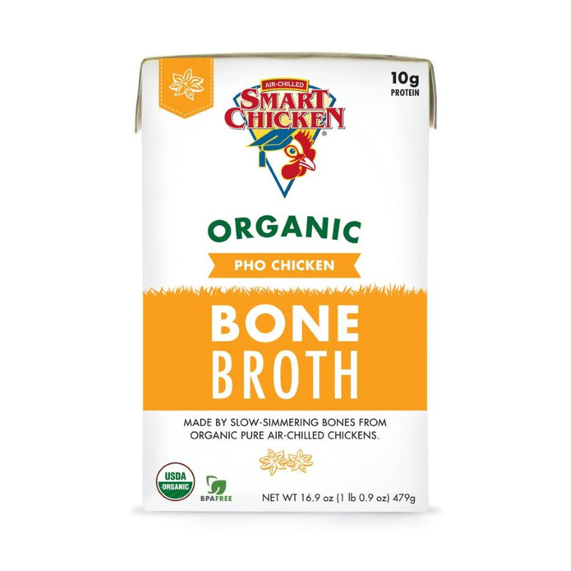 Smart Chicken - Organic Pho Chicken Bone Broth