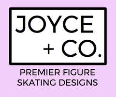 Joyce + Co. Premier Figure Skating Designs- Official Logo