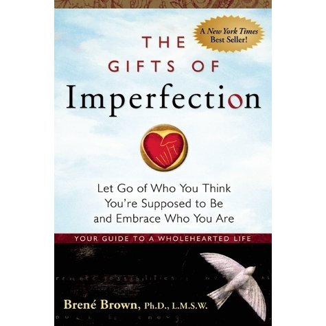 The Gifts of Imperfection by Brene Brown | 5 Sports Psychology Books All Figure Skaters Should Read