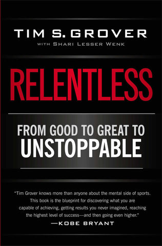 Relentless | 5 Sports Psychology Books All Figure Skaters Should Read