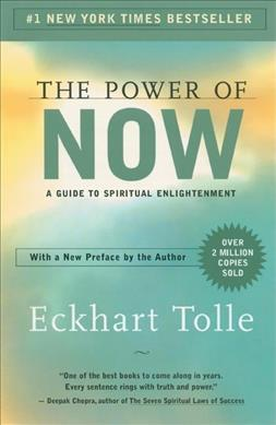 The Power of Now by Eckhart Tolle | 5 Sports Psychology Books All Figure Skaters Should Read