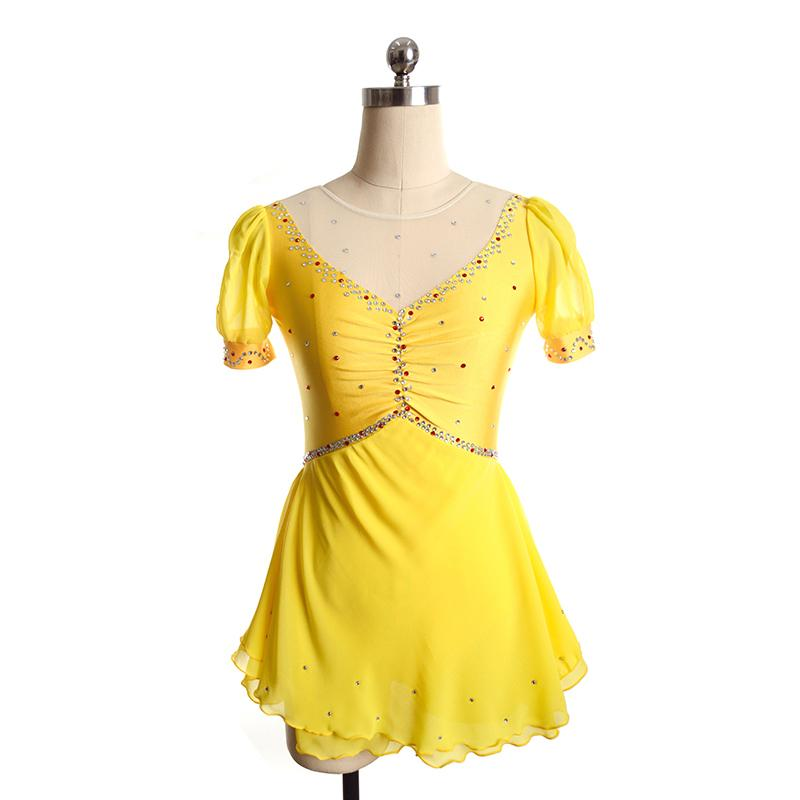Belle Figure Skating Dress - Joyce + Co.