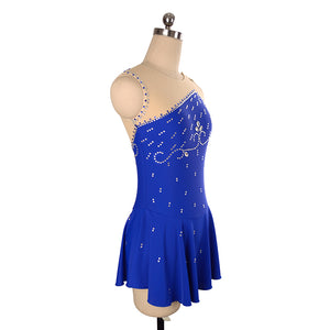 Empire Figure Skating Dress - Joyce + Co. Competition Ice Skating Dresses