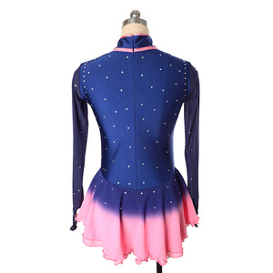 Dynasty Figure Skating Dress- Joyce and Co Premier Figure Skating Dresses
