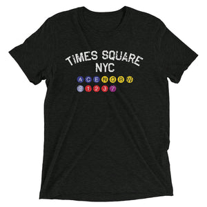 New York City Times Square 42nd Street Subway Shirt