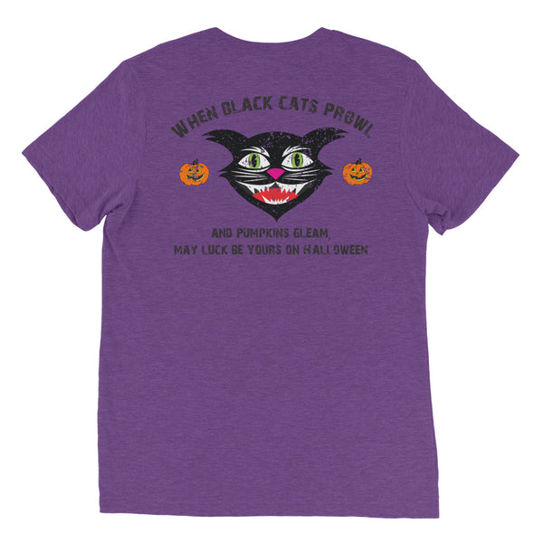 Street Crumb Lucky Black Cat Halloween is Everyday Shirt