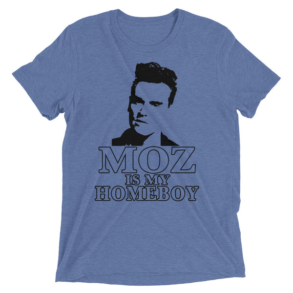 MOZ is my Homeboy Morrissey Shirt