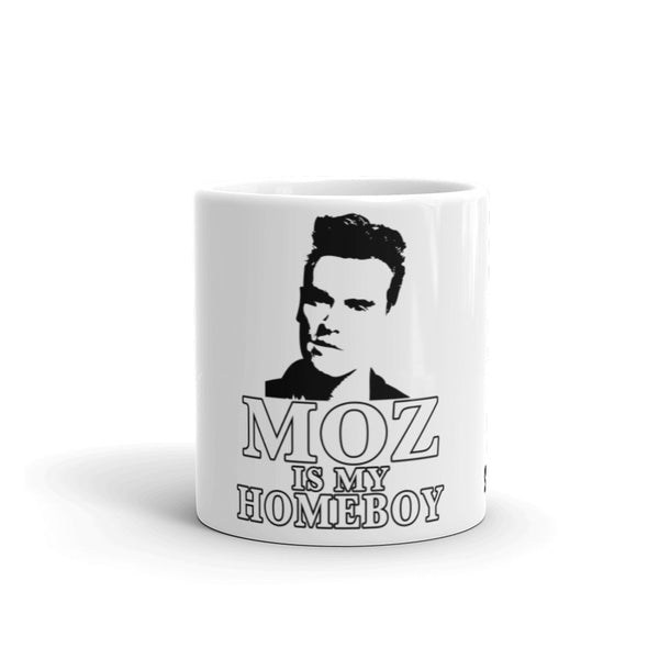 Street Crumb Exclusive Limited Edition Moz is my Homeboy Mug