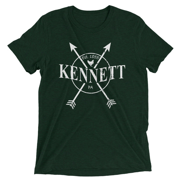 Kennett Square PA KENNETT Chicken Shirt