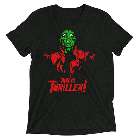 Street Crumb Exclusive MJ Thriller Zombie Shirt