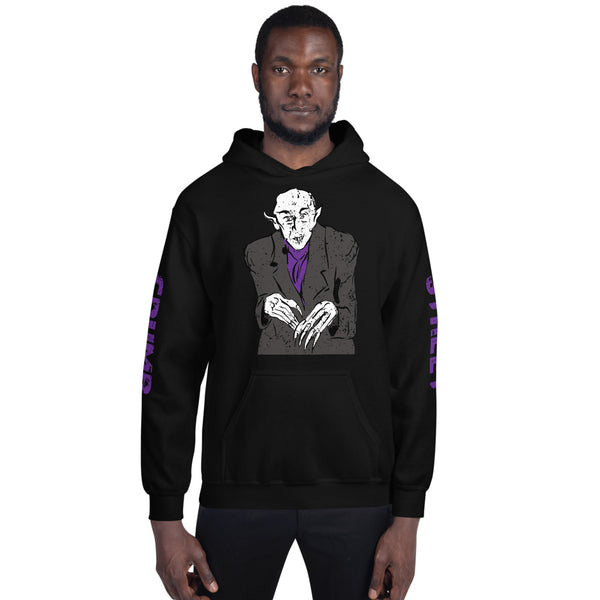 Street Crumb Exclusive Nosferatu 1922 Halloween Hoodie - Limited Edition
