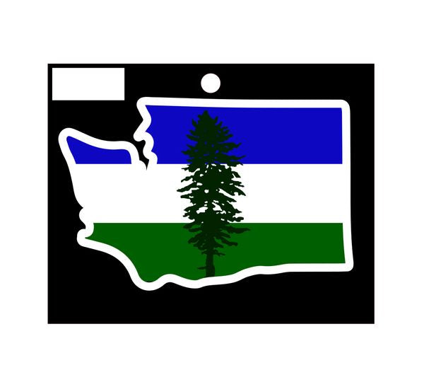 Sticker - Washington Cascadia
