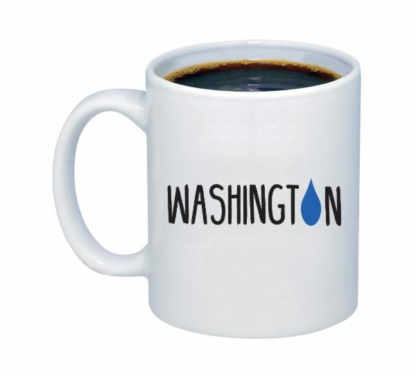 Mug - Washington Raindrop