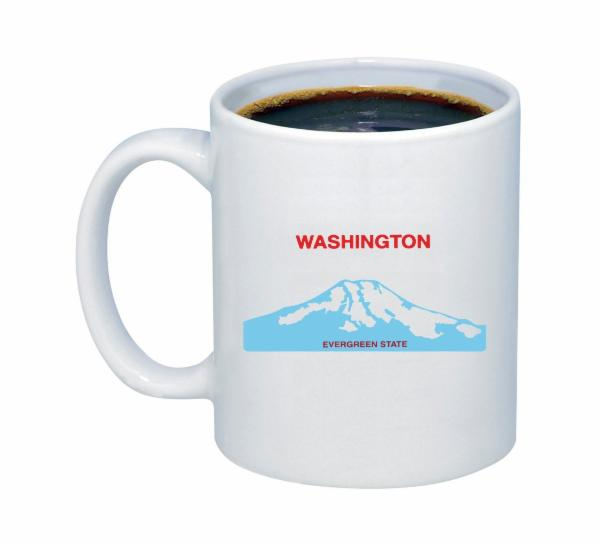 Mug - Washington License