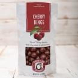 Cherry Bings - Milk Chocolate 2.75 oz Tote box