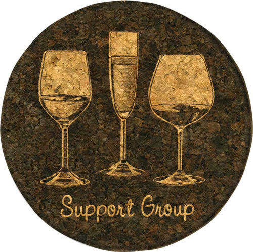 Coaster - Support Group - Reverse Cork