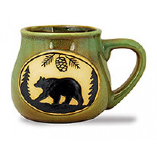 Mug Bean Pot Mug Bear