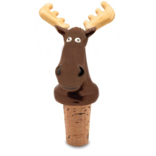 Bottle Toppers - Moose