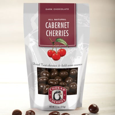 Cabernet Cherries - Dark Chocolate 7.5 oz Bag
