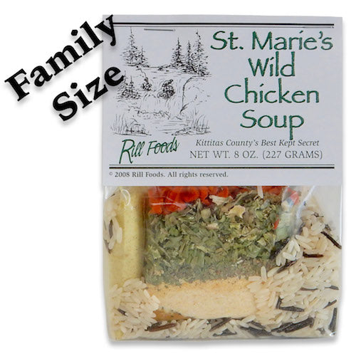 Soup Mix - St. Marie's Wild Chicken Soup - 10 Cups
