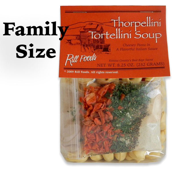 Soup Mix - Thorpellini Tortellini Soup - 10 Cups