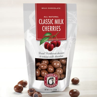 Classic Milk Cherries - Milk Chocolate 7.5 oz Bag