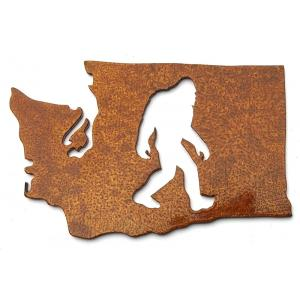 Washington Bigfoot Magnet