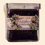 Candle - Wild Huckleberry - Square Jar 6 oz
